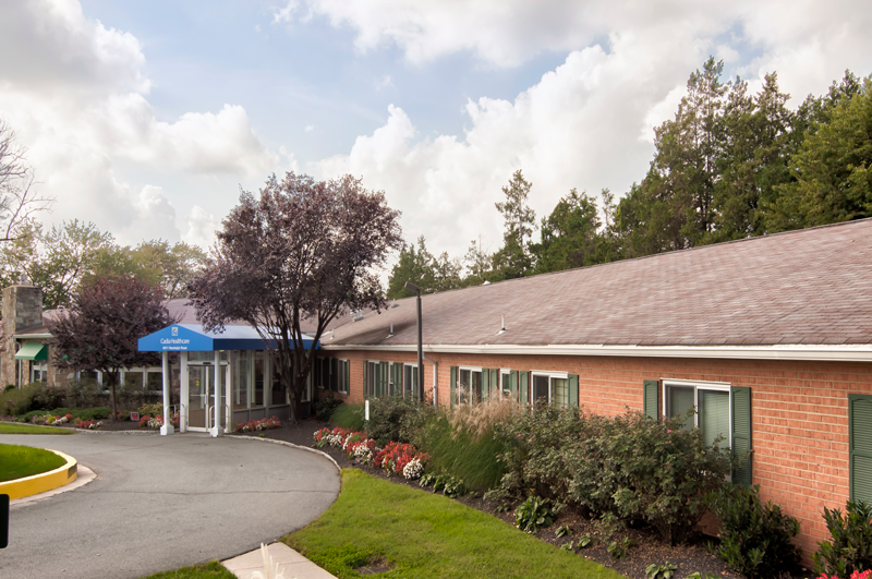 Nursing Home in Silver Spring, Maryland - Cadia Healthcare Wheaton Rehab Center Exterior
